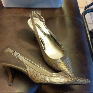 Bandolino Gray Shoes